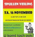 Diensten en spullen veiling Amstelveen